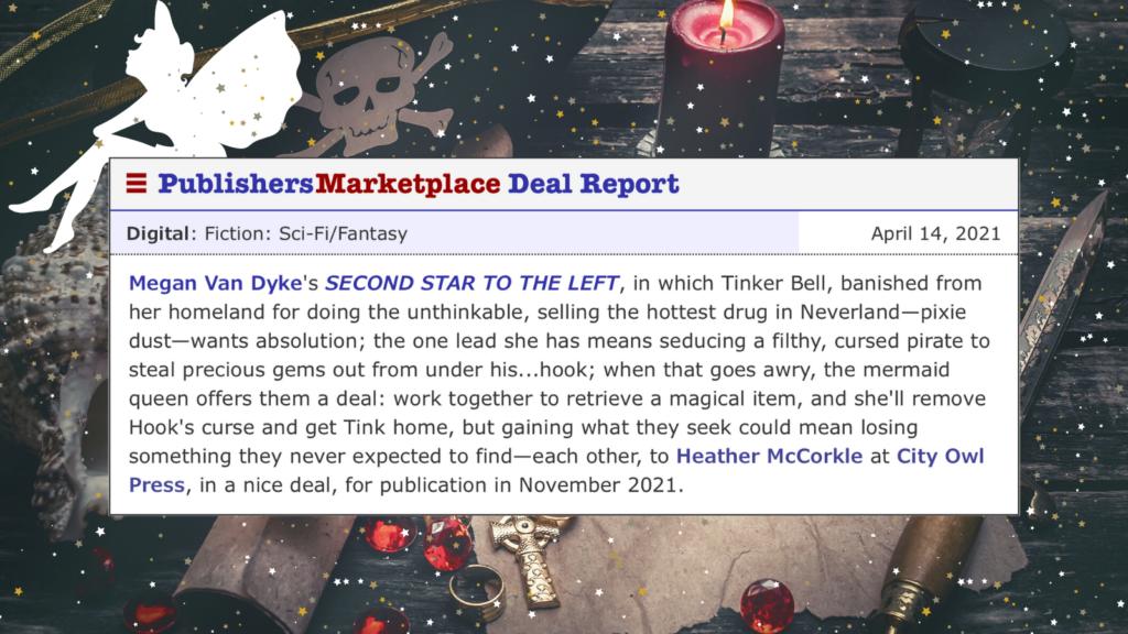Second Star Deal Announcement