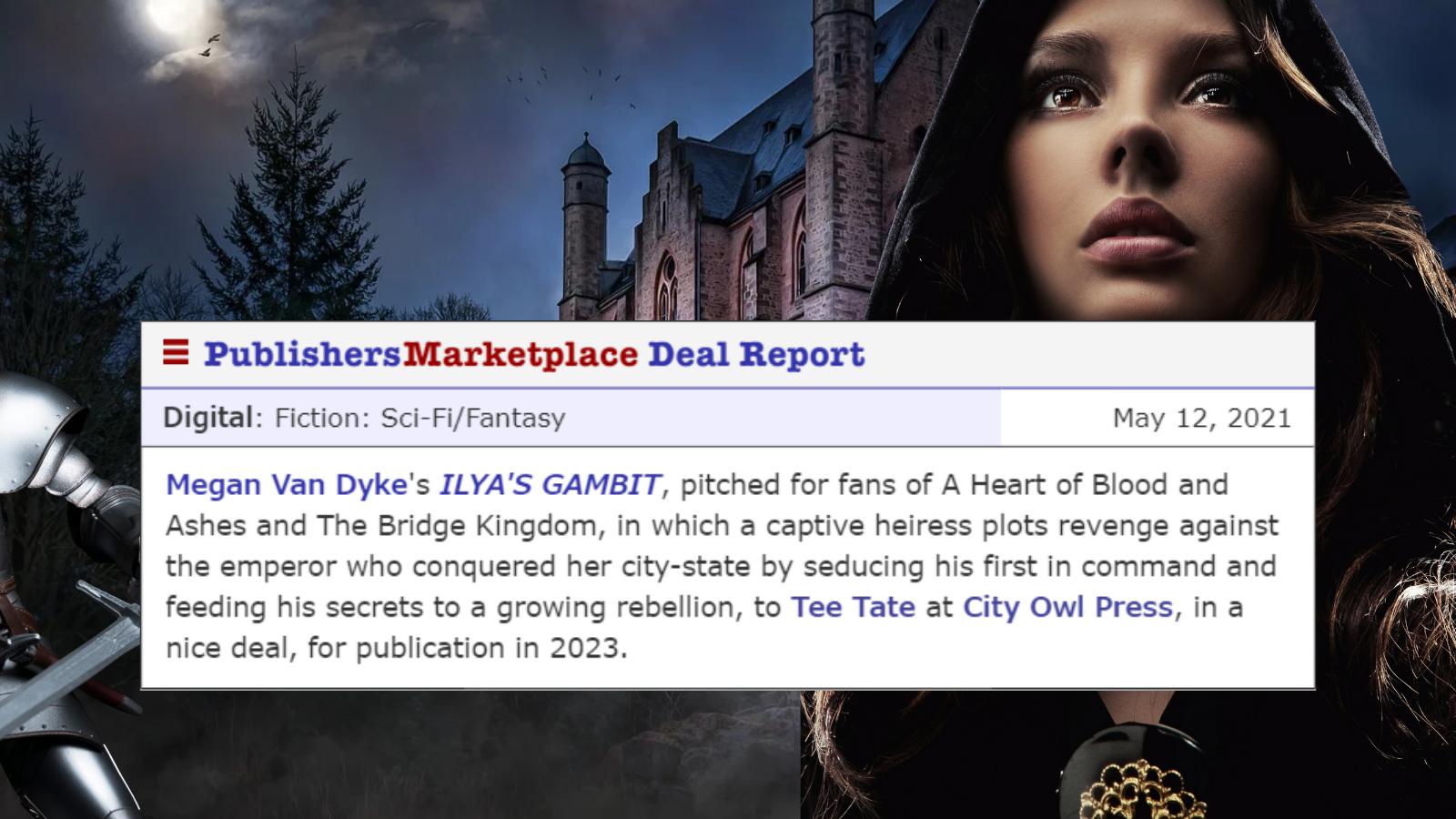 Ilya's Gambit deal announcement