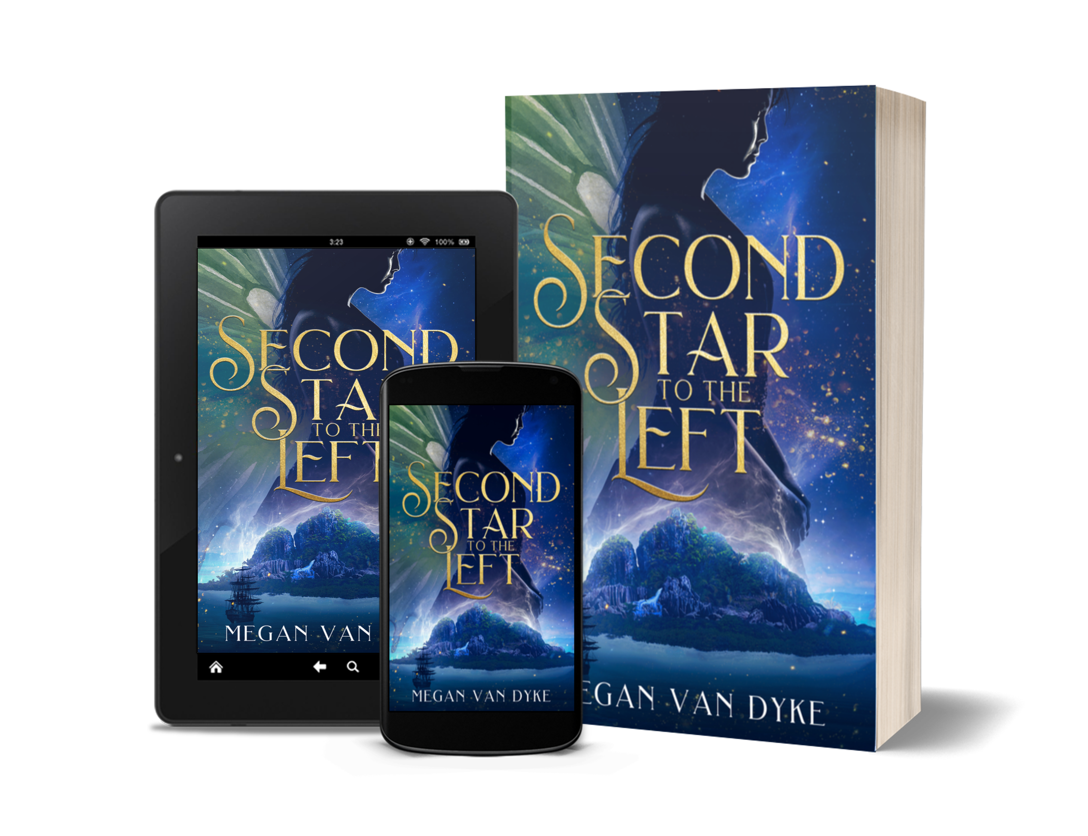 Second Star to the Left cover